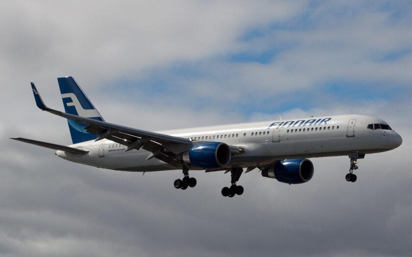 Boeing linii Finnair