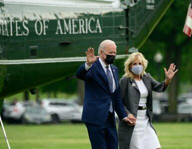 Joe Biden ogłosił zeznania podatkowe za 2020 rok. Spadek dochodów