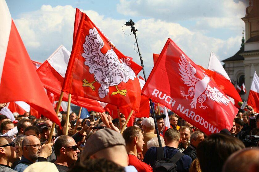 Ruch Narodowy, zdjęcie ilustracyjne