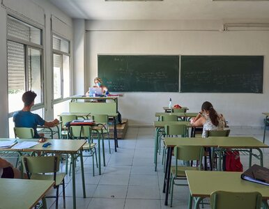 Masowa kwarantanna w Hiszpanii po rozpoczęciu roku szkolnego. Objęto nią...