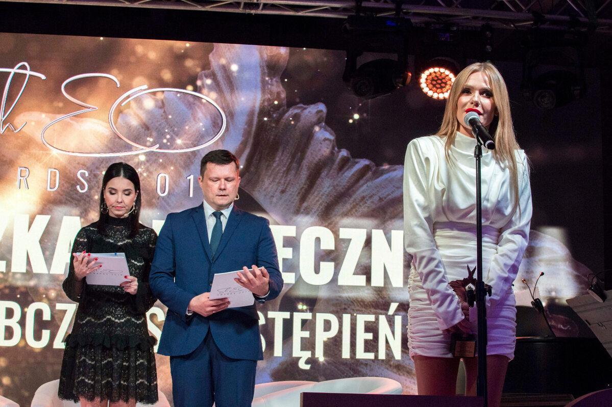Dorota Rabczewska-Stępień laureatką ShEO Awards
