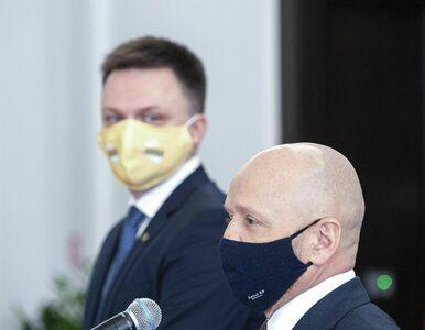 Dołączył do Szymona Hołowni, krytykuje PO. Jacek Bury: Platforma popadła...