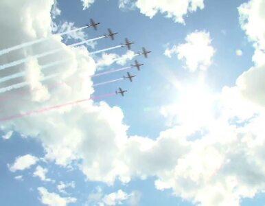 Odrzutowce nad Warszawą. Efektowne obchody Święta Lotnictwa