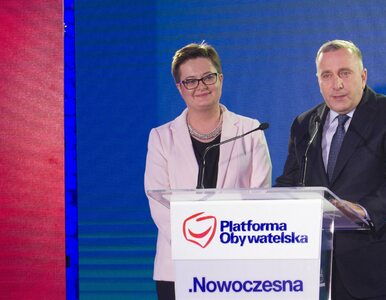 Konwencja wyborcza Koalicji Obywatelskiej