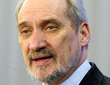 Macierewicz: raporty MAK i Millera zostały sfałszowane