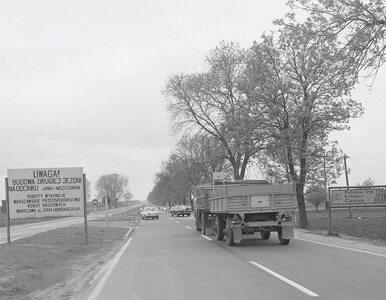 """Kiedyś tej drogi zazdrościły wszystkie regiony. Po 50 latach """"gierkówka""""..."""