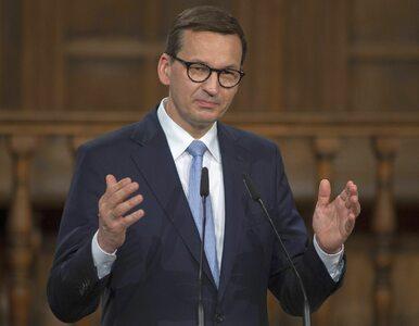 Morawiecki o reformie wymiaru sprawiedliwości: Spodziewałem się znacznie...