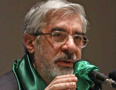 Iran: opozycjoniści? W więzieniu ich nie mamy
