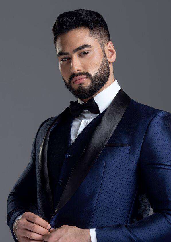 Mister Supranational – kandydat z Brazylii