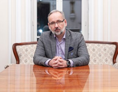 """Adam Niedzielski dla """"Wprost"""": Rozważamy ograniczenie dostępu do usług..."""