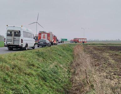 Morderstwo na trasie w okolicach Kopydłówka. Nożownik zabił kobietę,...