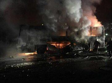 Wybuch w Ankarze