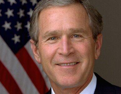 Bush boi się aresztowania?