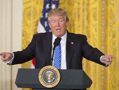 """Dymisje w CNN po nierzetelnym artykule. Trump wskazał """"kłamliwe media"""""""