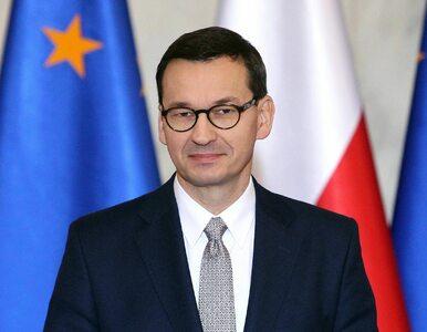 """Premier Morawiecki wytknął błąd w książce Donalda Tuska. """"Ups"""""""