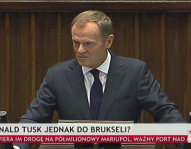 """""""Jeśli premier obejmie unijne stanowisko, musi podać się do dymisji"""""""