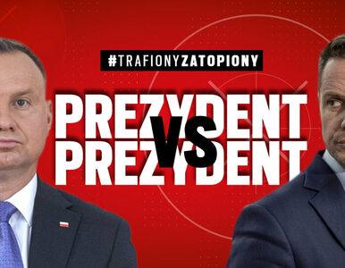 """""""Trafiony zatopiony"""" Joanny Miziołek. Ostatnia prosta: """"Trzaskowski czy..."""