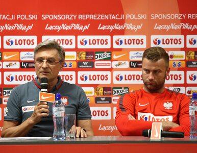 """Nawałka ogłosił wyjściową """"11"""" na mecz z Grecją"""