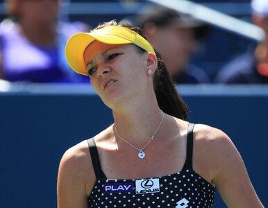 WTA Sydney: Radwańska przegrała w drugiej rundzie