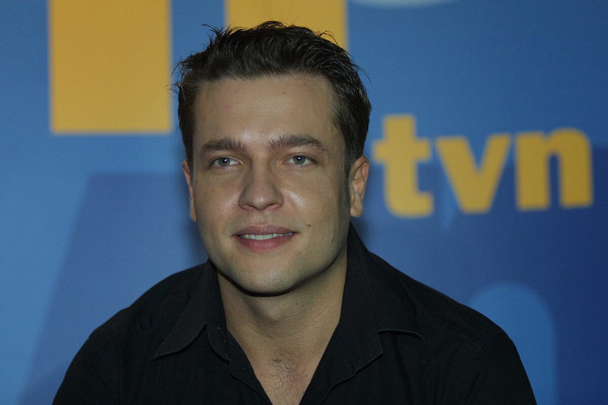 Robert Kudelski w 2003 roku