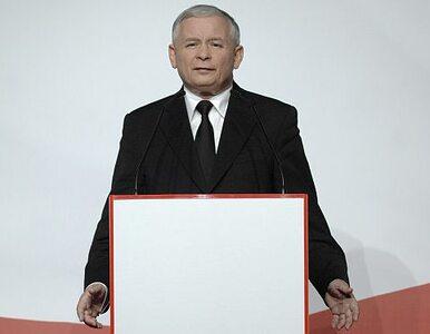 Kaczyński: Jeśli coś jest problemem, to jest to rząd Donalda Tuska