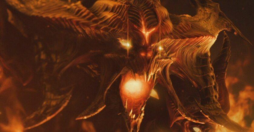 Diablo w grze Diablo III