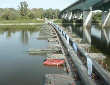 Warszawskie ścieki płyną już nowym rurociągiem. Ale Wody Polskie...