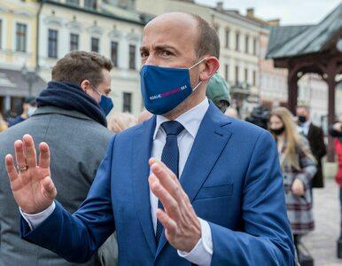 """Budka komentuje krytyczny list parlamentarzystów KO. """"Nawet proszono..."""