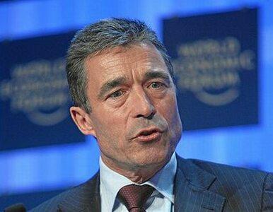 Rasmussen: Rosja i Sojusz muszą zapomnieć o demonach przeszłości