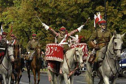 Defilada z okazjio święta Wojska Polskiego