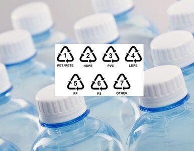 Które rodzaje plastiku są bezpieczne? Sprawdzamy oznaczenia na...