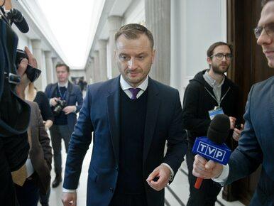 """Dziennikarz TVP """"w pogoni"""" za posłami PO. Nitras: Zostałem przez niego..."""