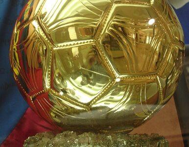 Złota Piłka - znamy trójkę finalistów