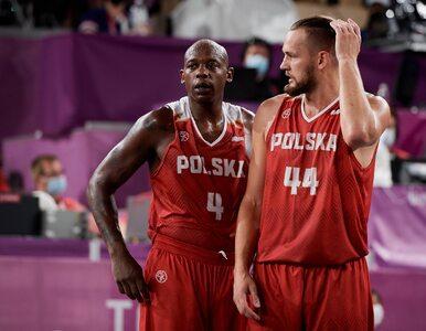 Polscy koszykarze na granicy odpadnięcia z igrzysk olimpijskich. Kiedy i...