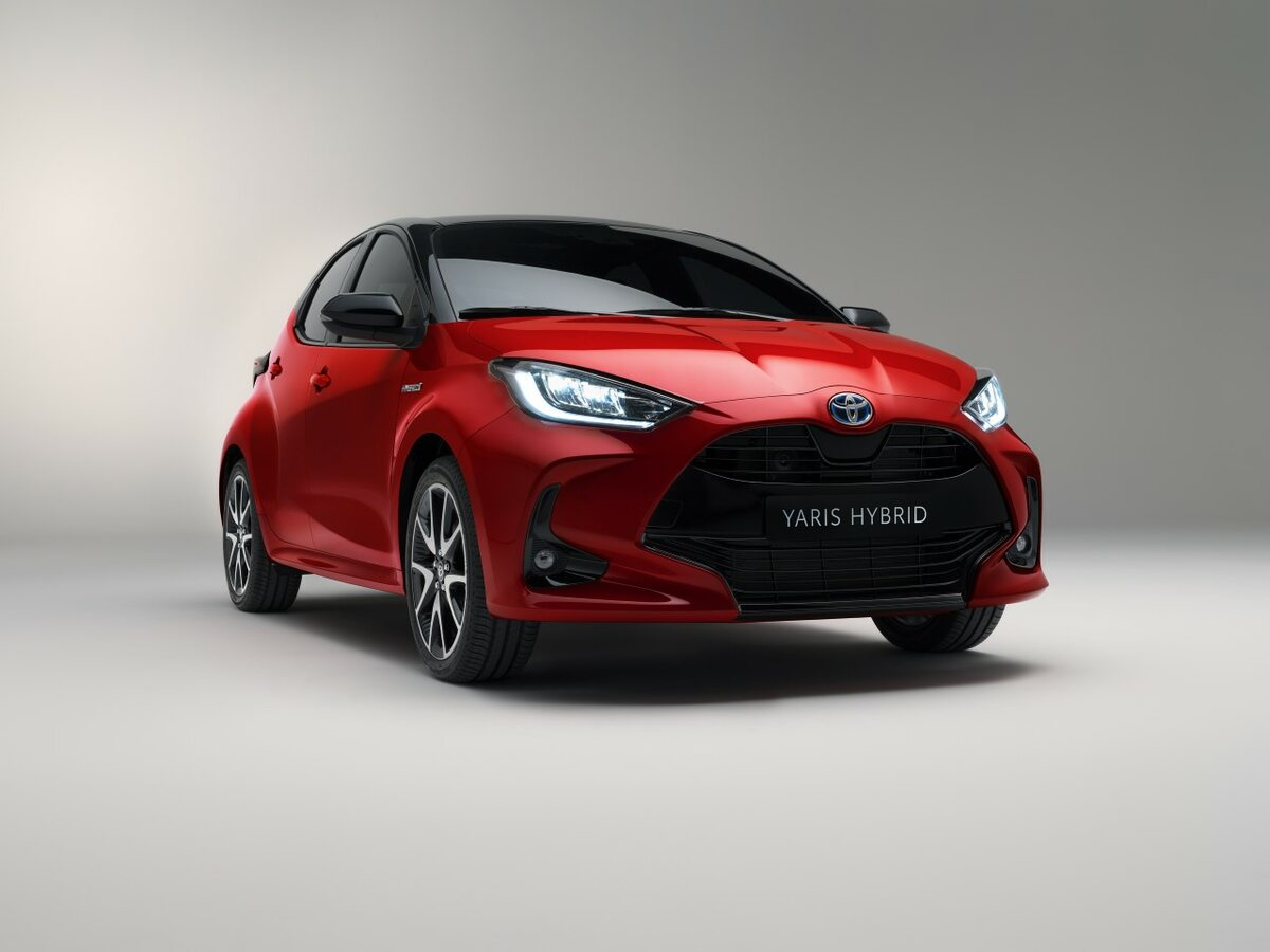 Toyota Yaris 4. generacji