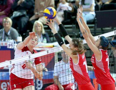 Turczynki okazały się za mocne. Polskie siatkarki nie zagrają w finale ME