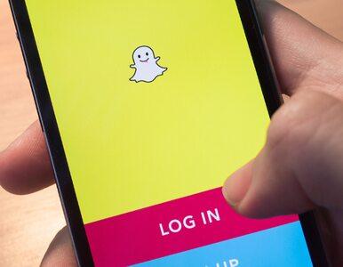 Snapchat usuwa funkcję obwinianą za wypadki drogowe