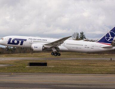 LOT chwali się nowym Dreamlinerem. To będzie największy samolot we...