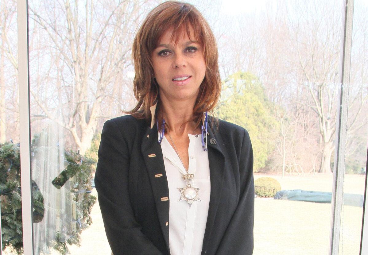 Elżbieta Zającówna w 2012 roku