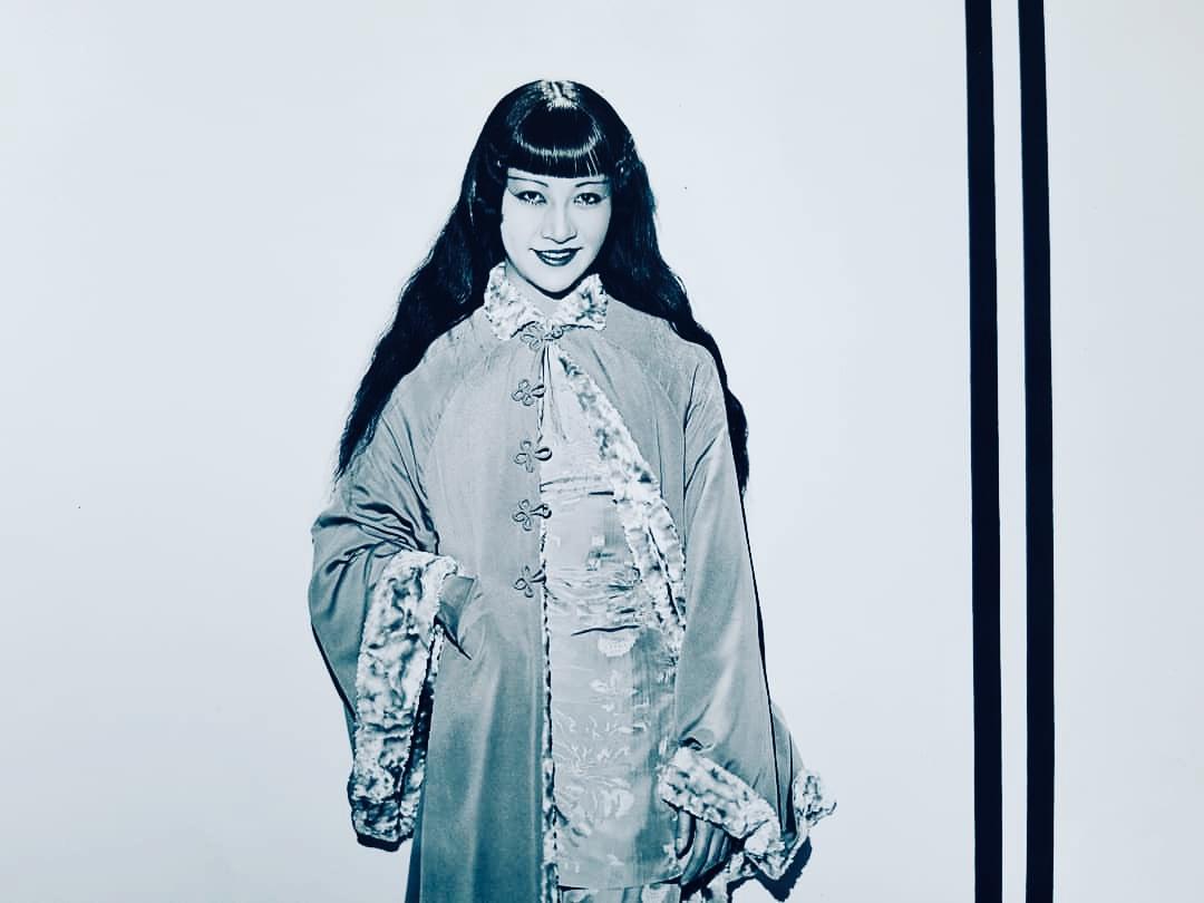 "Anna May Wong w filmie ""Szanghaj Ekspres"" (1932)"