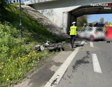 Słynny polski onkolog zginął w wypadku motocyklowym