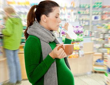 Grypa niebezpieczna dla kobiet w ciąży