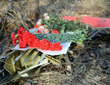 Drastyczne zdjęcia ofiar katastrofy smoleńskiej w internecie. Nie można...