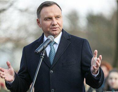 """Czy Andrzej Duda wystartuje w wyborach prezydenckich? """"Jestem jeszcze..."""
