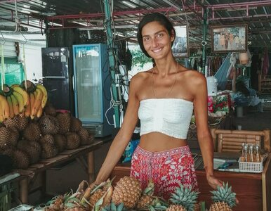 35-latka przeniosła się do Tajlandii i je wyłącznie owoce. Czy taka...