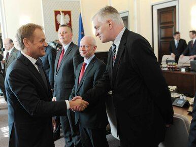 Wicepremier w rządzie Szydło nie chce stawiać Tuska przed Trybunał Stanu