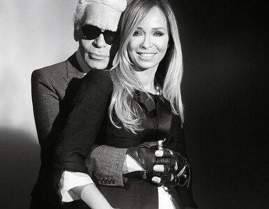 """Joanna Przetakiewicz żegna Karla Lagerfelda. """"Wierzyłeś we mnie"""""""
