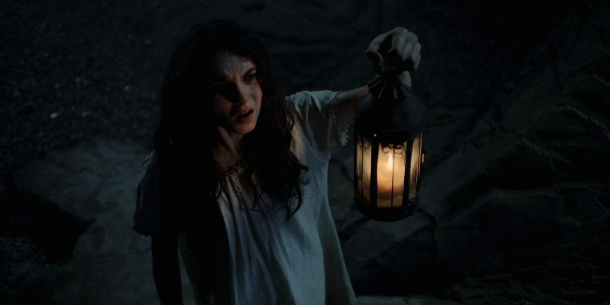 """Kadr z serialu """"Ferajna z Baker Street"""""""