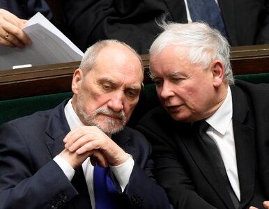 Macierewicz zabrał głos po dymisji ze stanowiska szefa MON