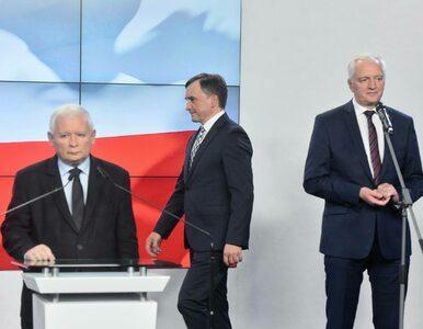 Wyborcy PiS chcą rozpadu Zjednoczonej Prawicy? Ten sondaż nie pozostawia...